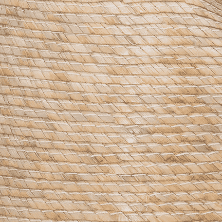 Sustainable Braided Palm Fiber